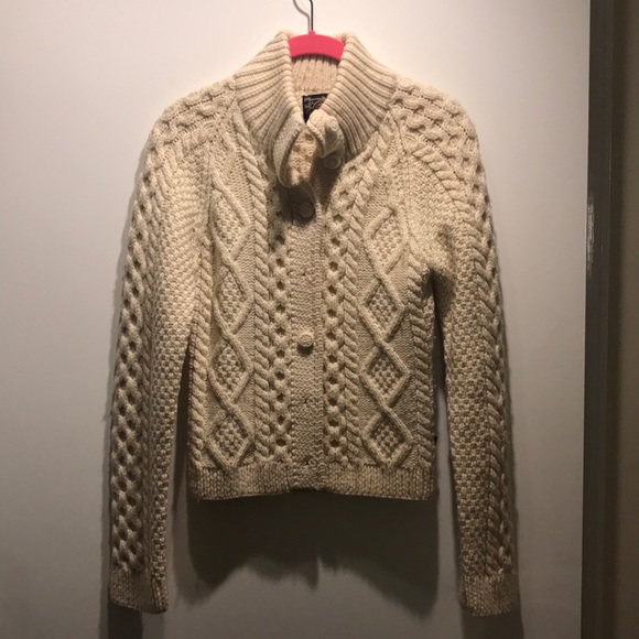 Vintage Abercrombie & Fitch cardigan